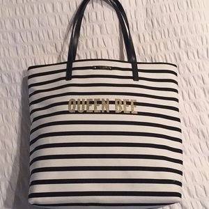 kate spade Bon Shopper Queen Bee Tote New Bag